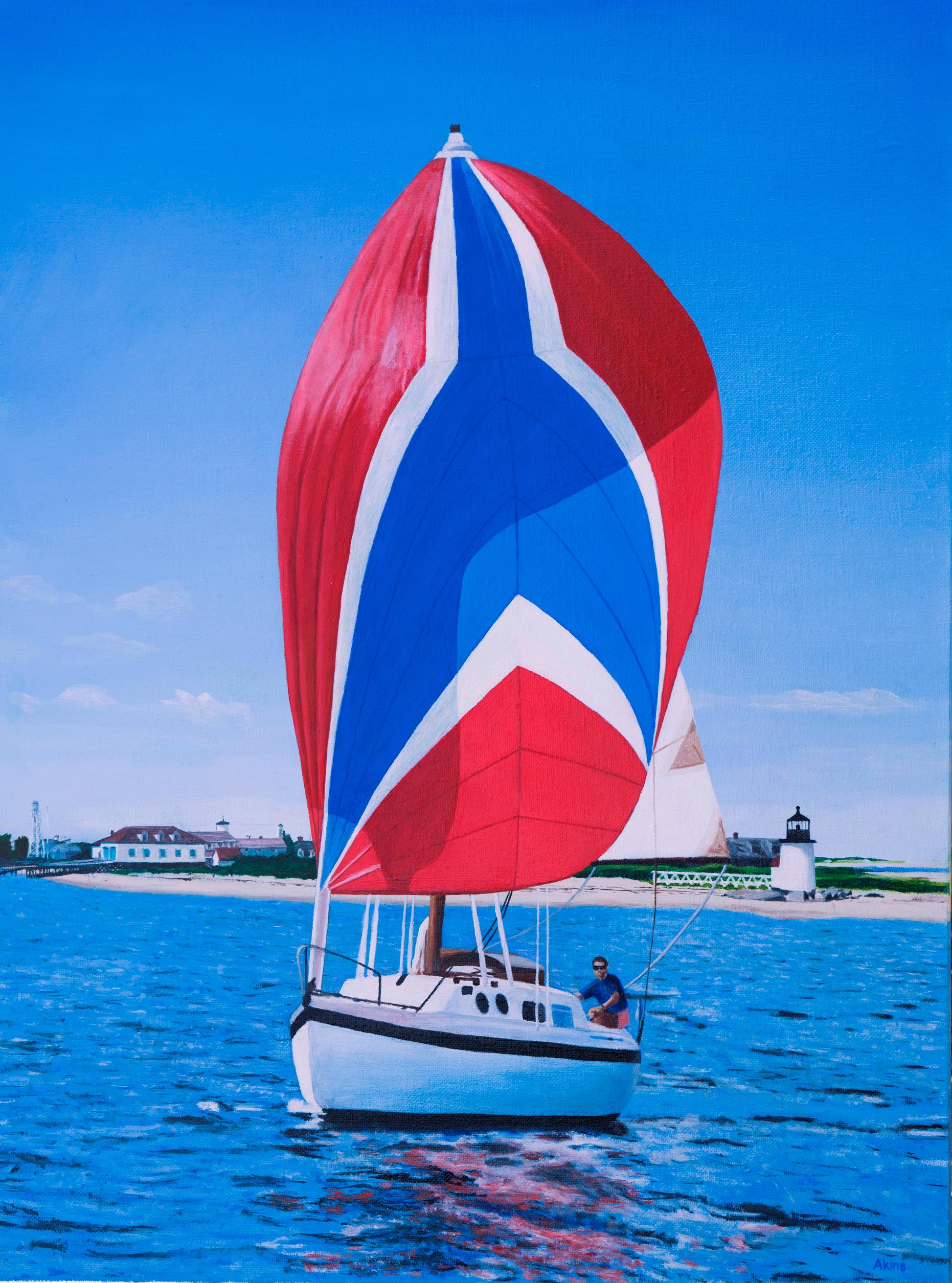 Sailing Nantucket